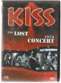 DVD - KISS - The Lost Concert 1976
