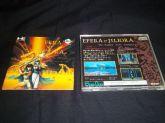 Efera & Jiliora CD-ROM2 Original Raro (versão japonesa)