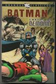 HQ - Grandes Clássicos Dc Nº 4: Batman Contos Do Demônio