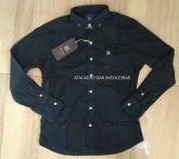 Camisa Social em Jeans - John John - 5 peças