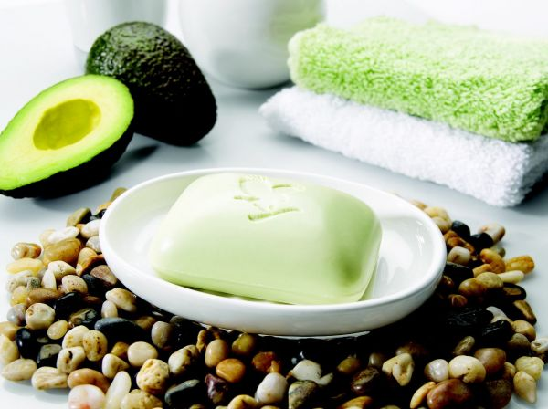 Sabonete Avocado Forever - Avocado Face & Body Soap - EM FALTA