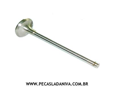 Valvula de Admissão do Cabeçote c/ 1 Peça 1.6 Laika (Nova)+Ref. 0193