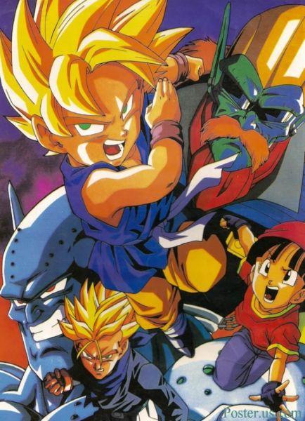 Dragon Ball GT Dublado