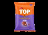 Cobertura em Gotas de Chocolate com Avelã Harald Top 1kg 1un