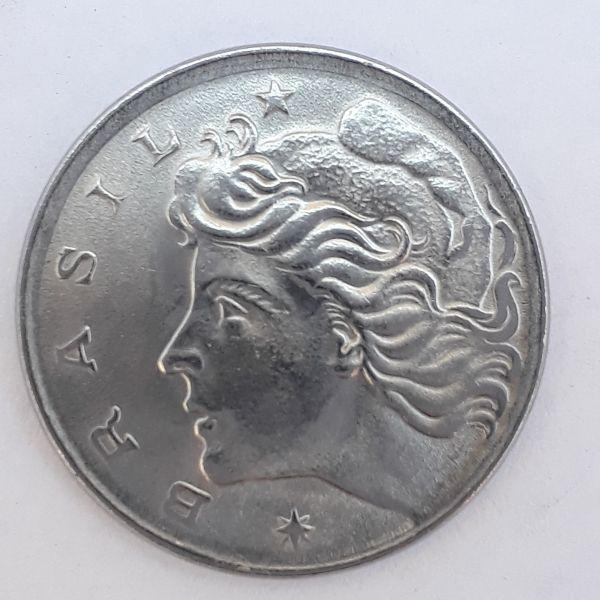5 Centavos 1975 FAO SOB/FC