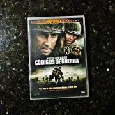Filme Códigos De Guerra (DVD) - USADO