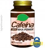 CAFEÍNA MAX POWER 315MG - 90 Comprimidos