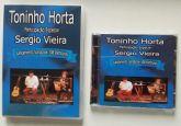 DVD Toninho Horta participação especial Sergio Vieira