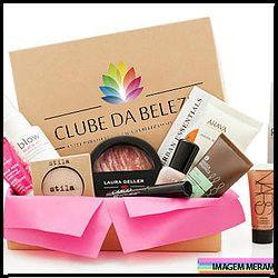 Box Mega Do Clube Da Beleza