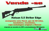 VENDIDA HT Striker Edge 5.5