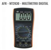 COD 1521 - Multímetro Digital AFR MT2830