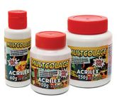 Multcolage Cola Gel 120g Acrilex