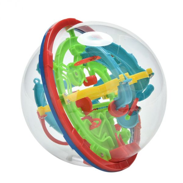 Labirinto Circular 3D