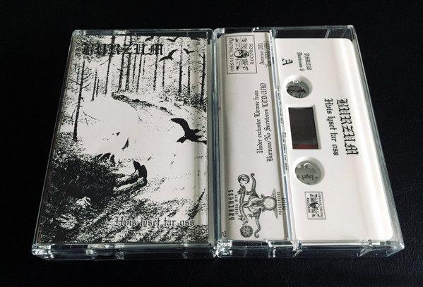 Burzum - Hvis Lyset Tar Oss (Cassete)