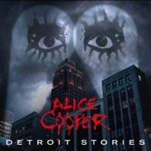CD - Alice Cooper – Detroit Stories CD + DVD digipack