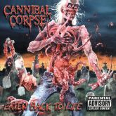 CANNIBAL CORPSE – Eaten Back to Life - CD