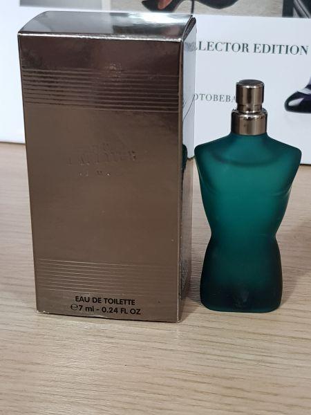 Miniatura Perfume Le male Jean Paul Gaultier 7 ml