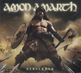 CD - Amon Amarth ‎– Berserker