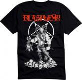 BLASPHEMY - Official high quality Gildan Heavy Cotton, 185gr - T-SHIRT ( SIZE L )