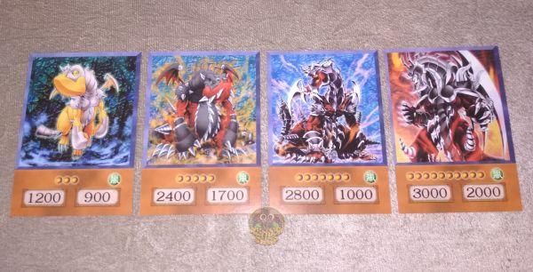 Combo armed dragon LV 3 lv 5 lv 7 lv 10
