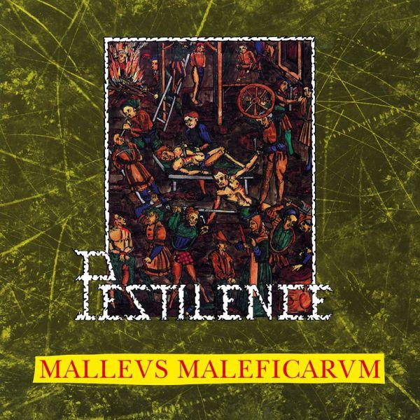Pestilence - Malleus Maleficarum 2CD