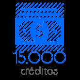 15,000 Moedas