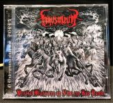 MAUSOLEUM - Bestial Massacre ao Vivo em Sao Paulo - CD (Slipcase + Silver Hotstamp)