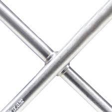 Chave de Roda Tipo Cruz de 17 x 19 mm - 21 x 23 mm