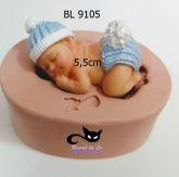 Bebê pompom - 5,5cm - ( BL 9105 )