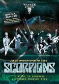 DVD - Scorpions - Live At Wacken Open Air 2006