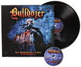 BULLDOZER - The NeuroSpirit Lives - LP (Gatefold, + DVD bonus, Booklet)