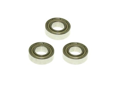 GAUI BALL BEARINGS PACK (8X16X5) 3PCS COD 208761