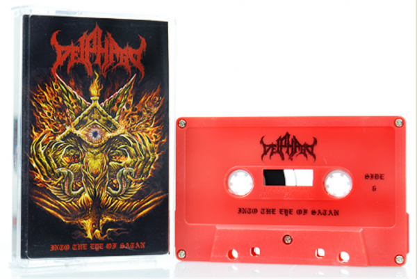 DEIPHAGO - Into The Eye Of Satan - CASSETE