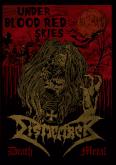 Dismember - 'Under Blood Red Skies' DVD Duplo Nacional!!!