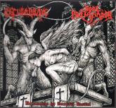 OSCULUM INFAME / BODE PROFANADOR - Holocausto da Luxúria Bestial - CD (Digipack, Split)