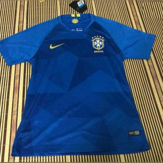 Camiseta Seleção Brasileira FC Azul 2018 - Outlet Ser Chic 7573160032bdc