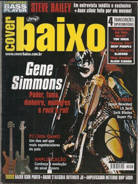 Revista - Cover Baixo - Nº17