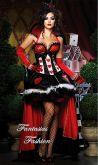 Rainha de Copas PLUS SIZE FF3902