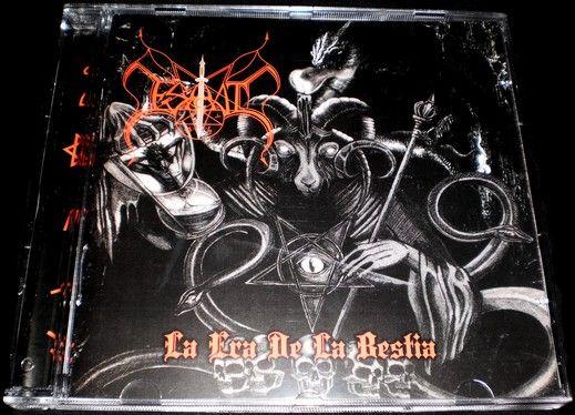 """Esbbat (Col) - """"La Era De La Bestia"""""""