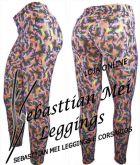 Calça Legging Estampada Gatinhos |TC005-Tam.G-Veste 44