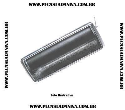 Maçaneta Externa Laika LE  (Usada) Ref. 0581