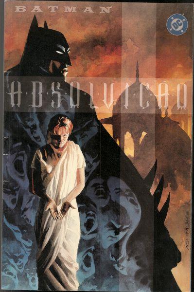 HQ - Batman - Absolvição