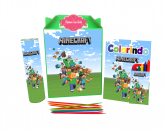 Kit festa 2 Minecraft