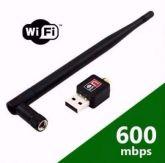 Adaptador Usb 2.0 Wireless 802.iin 600mbps