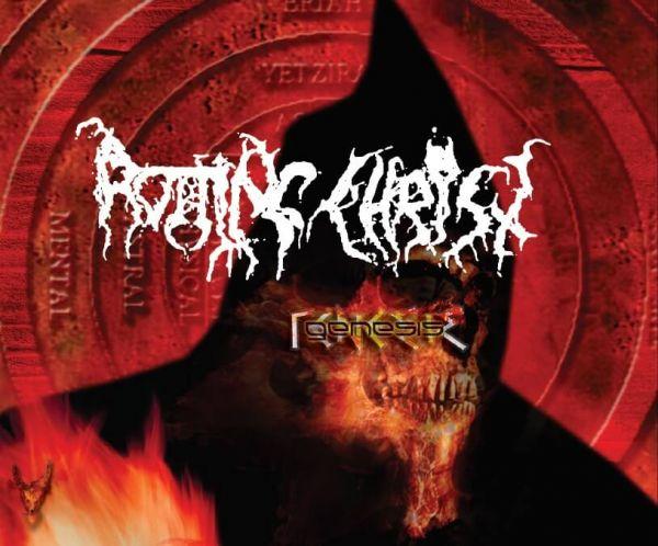 CD Rotting Christ – Genesis ( Slipcase)