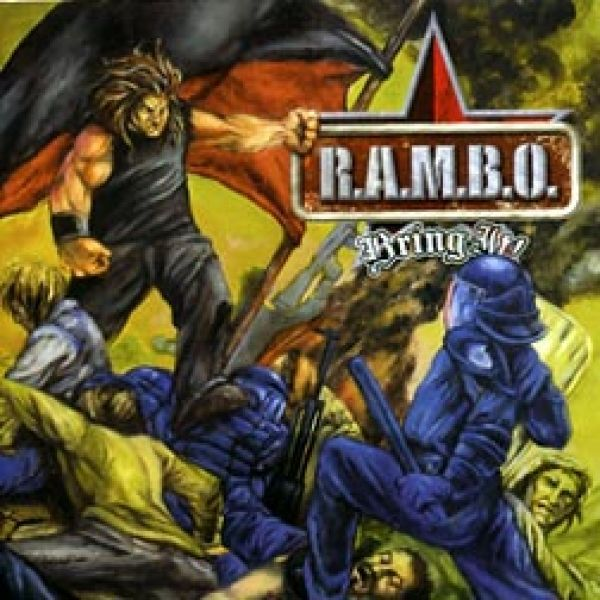LP 12 - R.A.M.B.O. - Bring It! (+DVD)