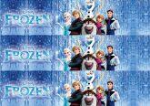 Papel Arroz Frozen Faixa Lateral A4 009 1un