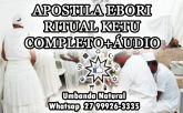 APOSTILA EBORI RITUAL KETU COMPLETO+ÁUDIO