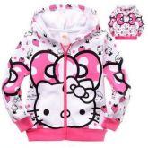 Casaco Hello Kitty