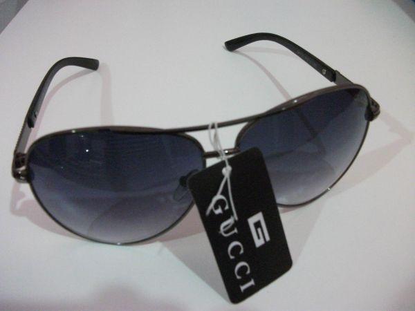 Óculos de Sol (Réplica) Gucci unissex - Venda VIP 1ffd607f31